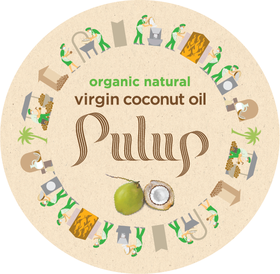 """Pulup_Organic_Natural_Virgin_Coconut_Oil"""